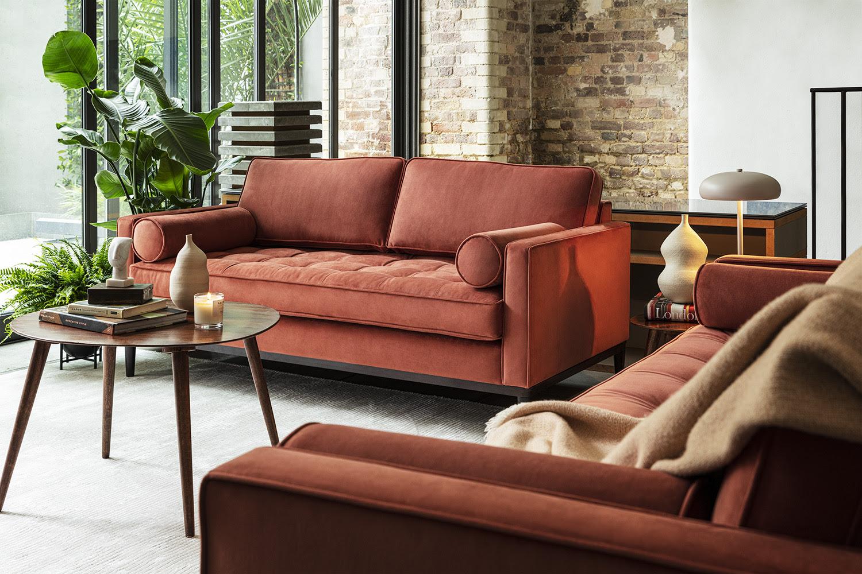 Swyft flat pack sofa