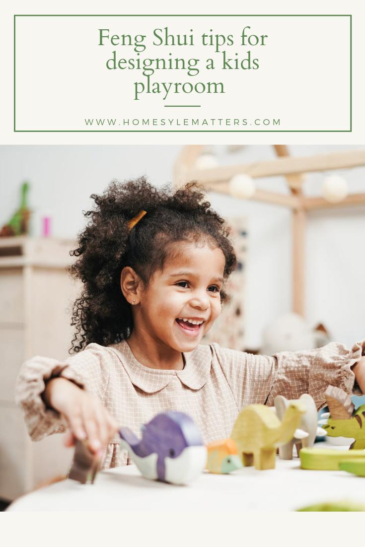 Feng Shui tips for designing a kids playroom 1