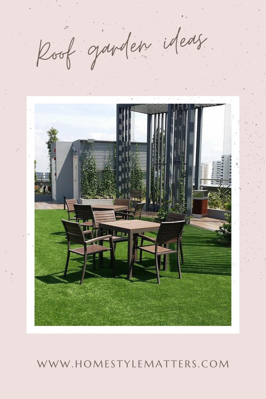 Roof Garden Ideas 1