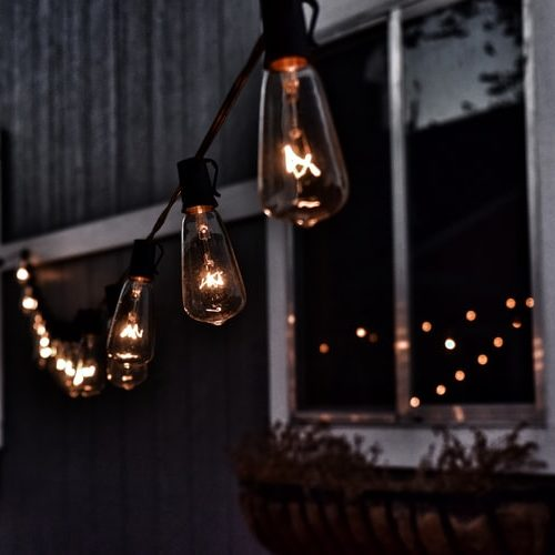 How to choose outdoor lighting for your garden