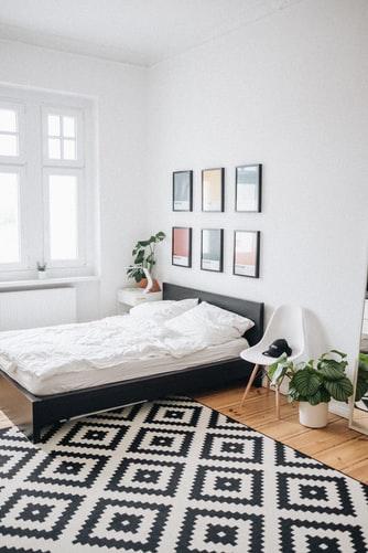 Contemporary bedroom design 4