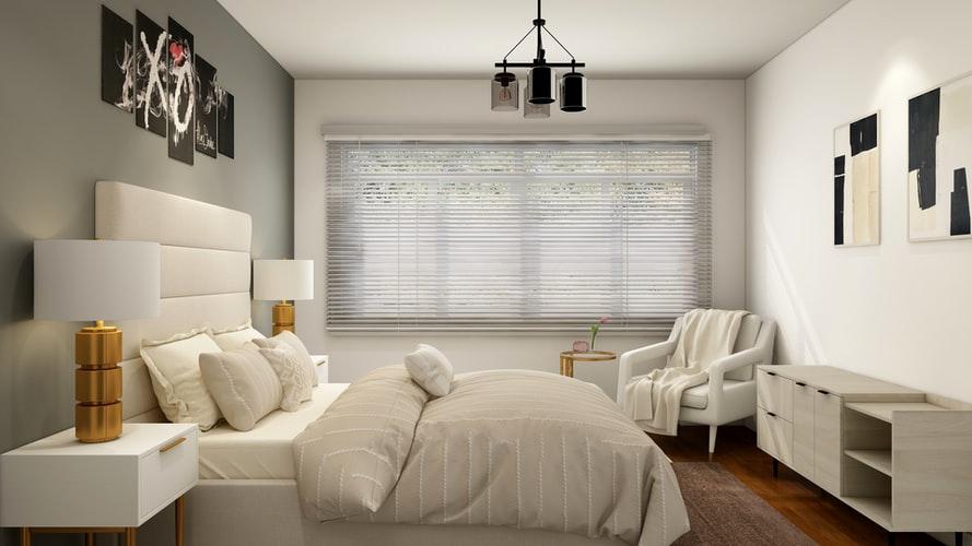 Contemporary bedroom design 5