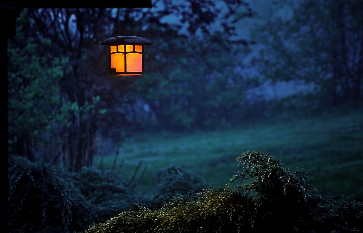 How to choose outdoor lighting for your garden 1