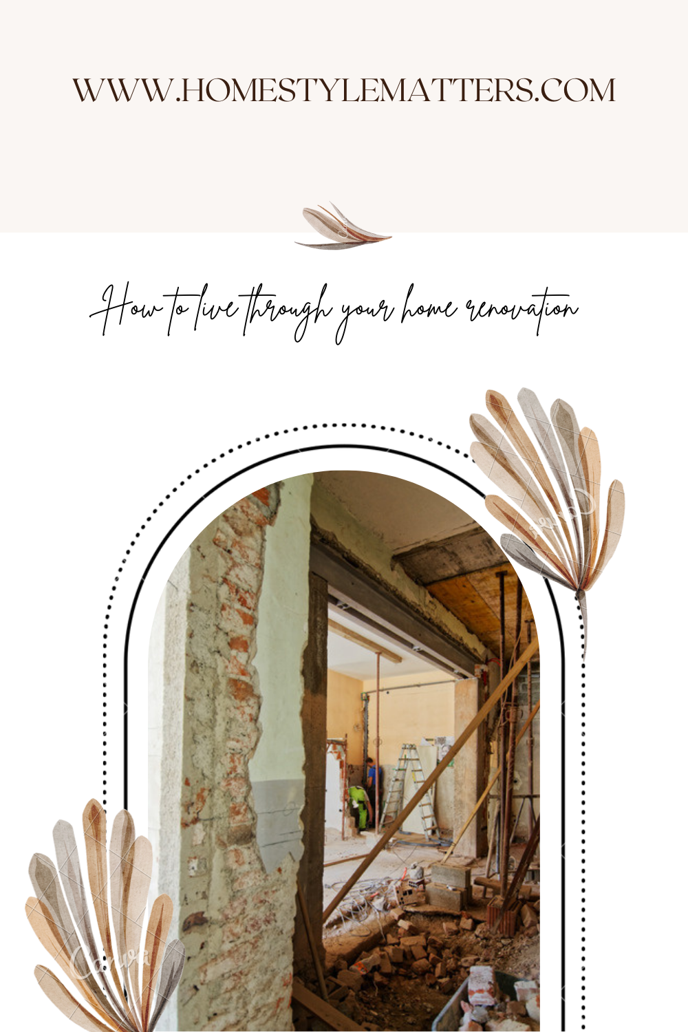 How to live through your home renovation 5