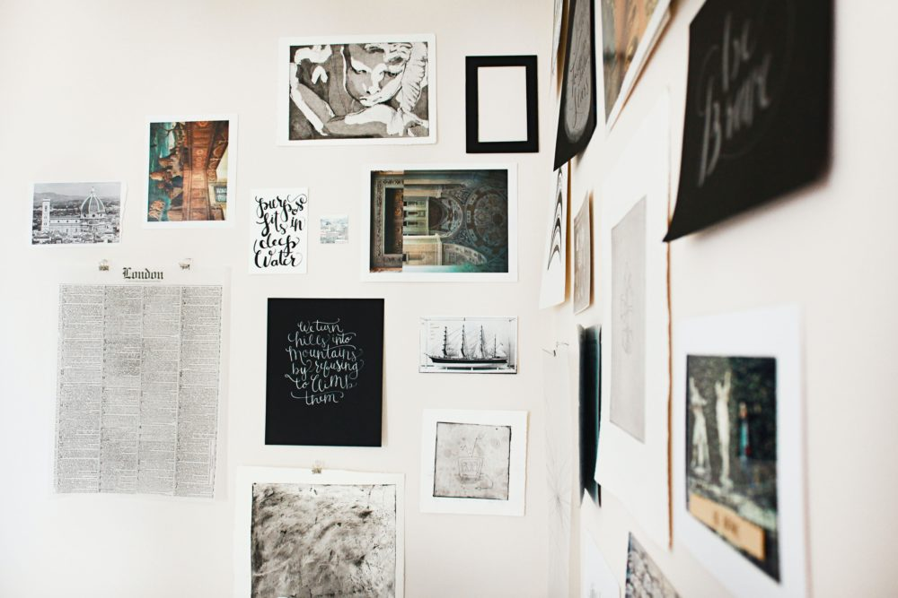 Tips on creating a gallery wall 4