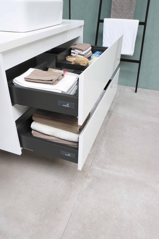 Linen cupboard storage ideas 2