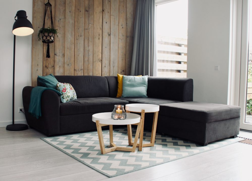 How to add warmth to your living room 2