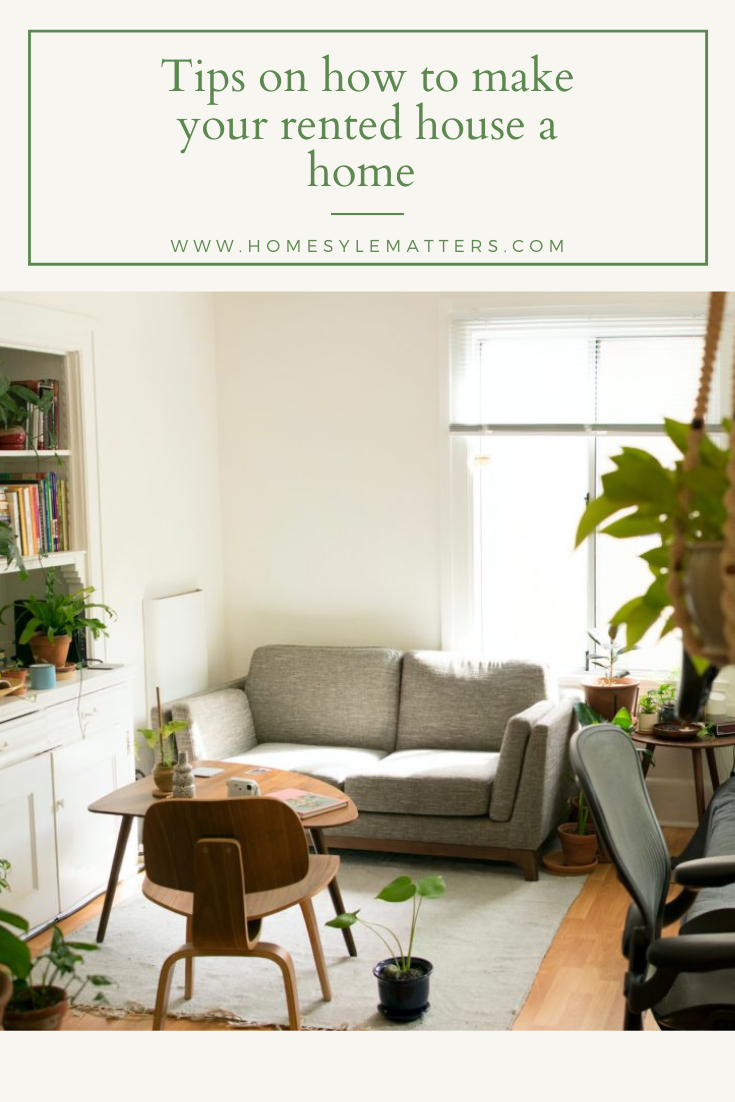Tips on how to make your rented house a home 5