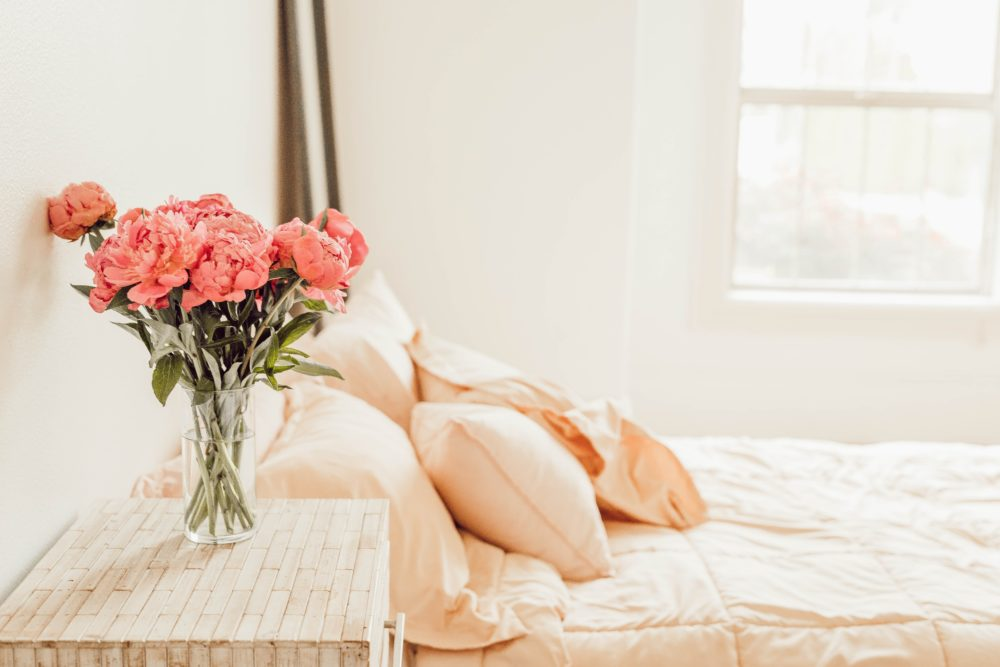 Affordable ways to add glamour to your bedroom 2