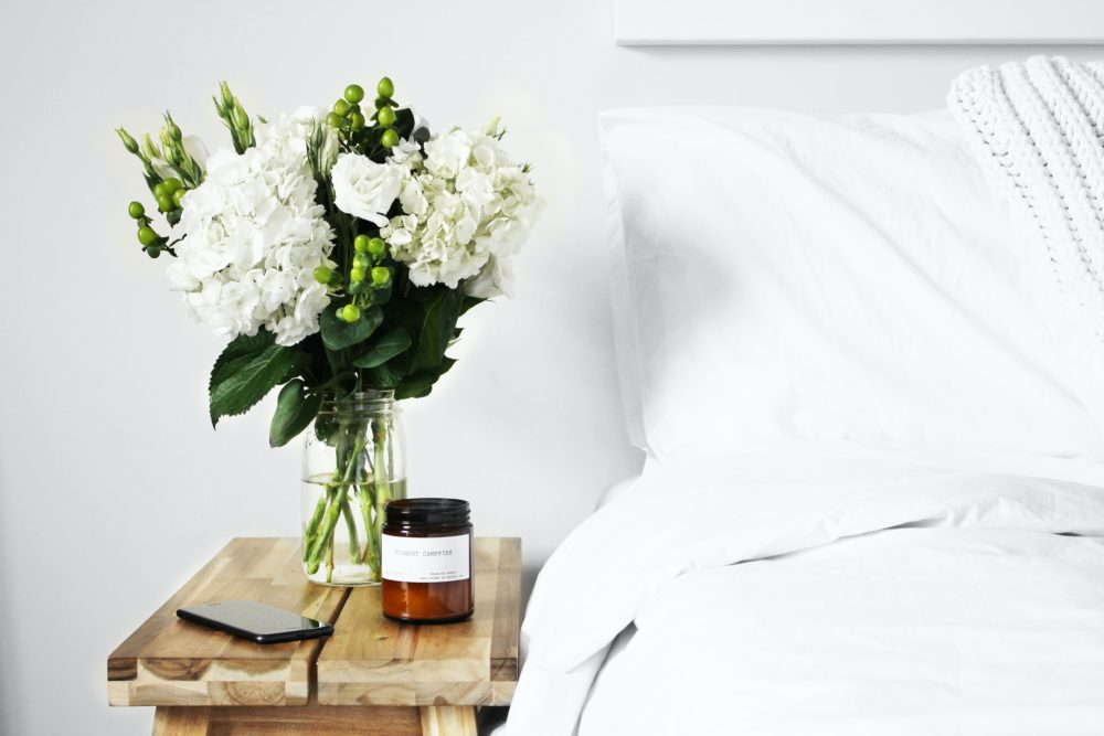 Affordable ways to add glamour to your bedroom 3