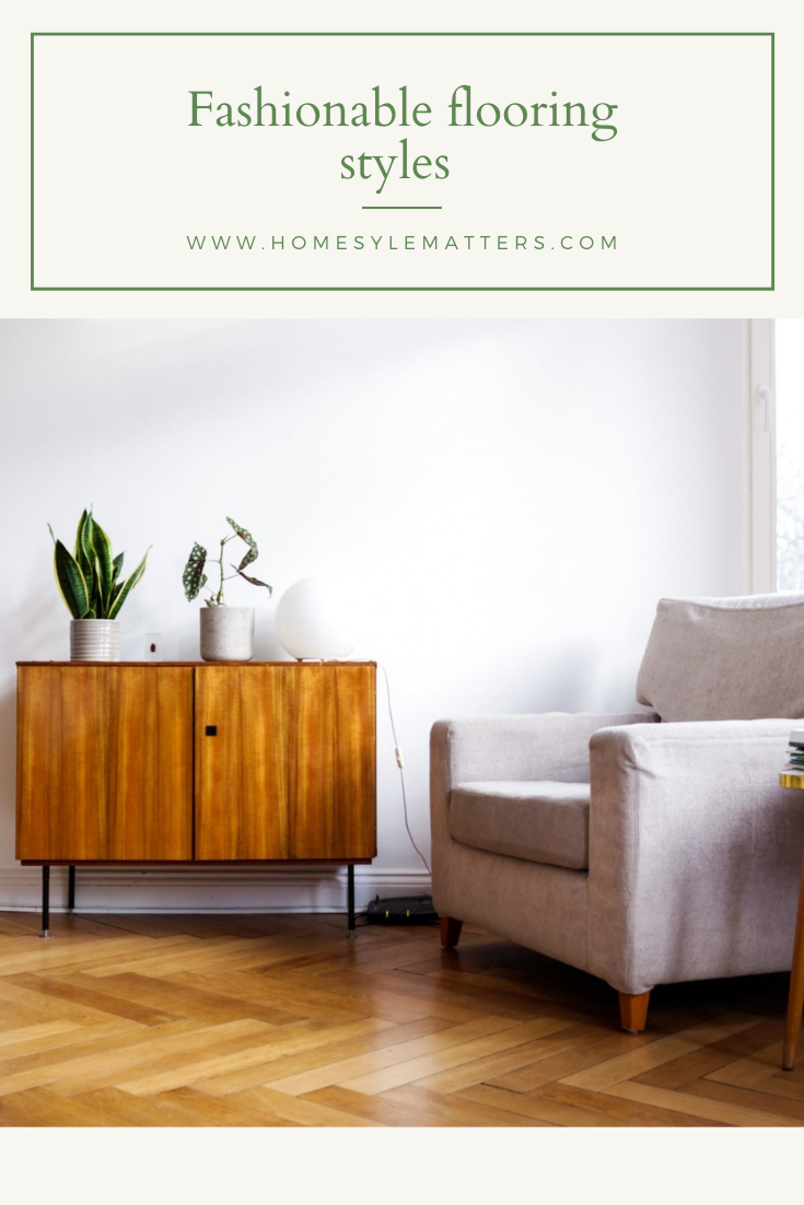 Fashionable flooring styles 7